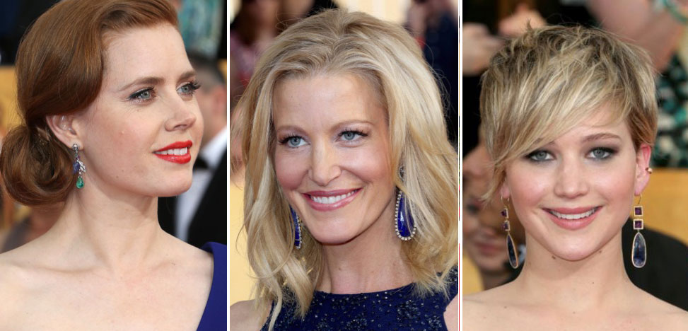 SAG Awards Dangle Earrings