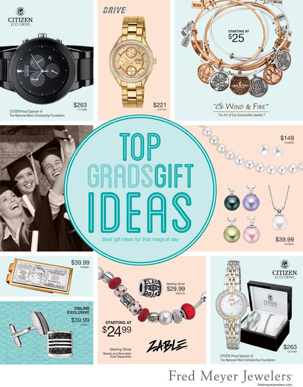 Gift Ideas for recent Graduates
