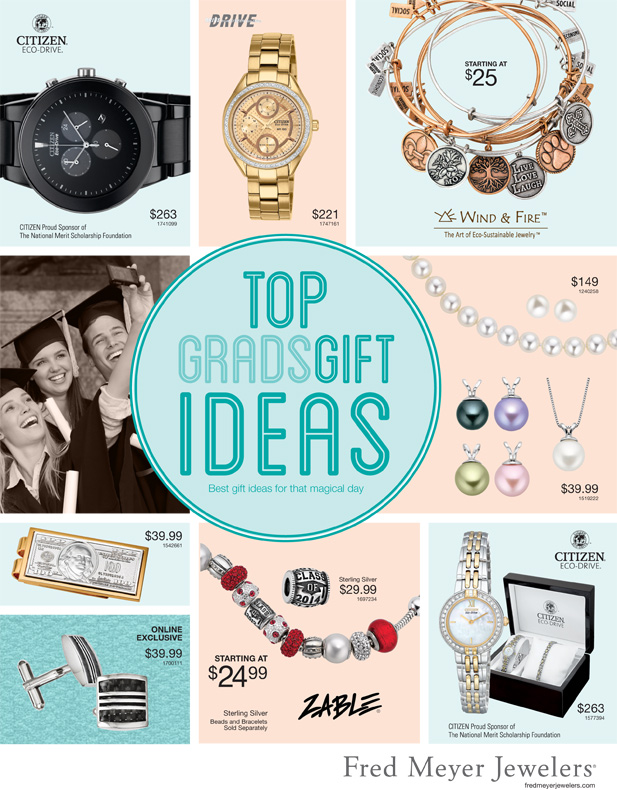 Gift Ideas for recent Graduates