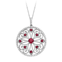 fred meyer jewelers statement pendant