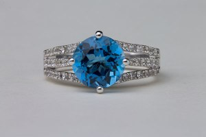 Fred Meyer Jewelers Staff Pick - Blue Topaz