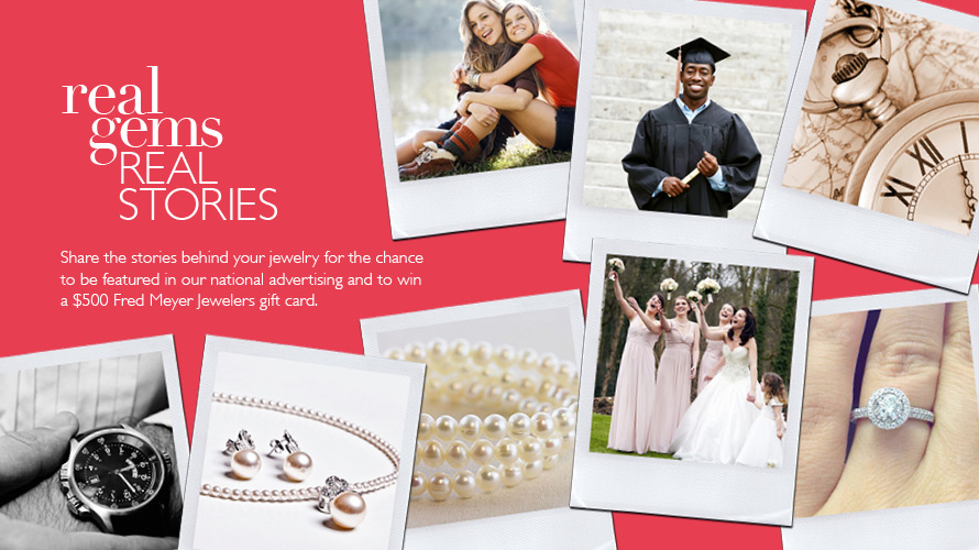 Fred Meyer Jewelers Real Gems Contest 2015