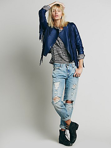 Cleobella Fringe Dreams Jacket, $569; freepeople.com